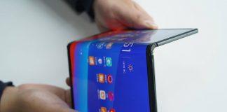 Huawei Mate X lansare avansata china