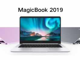 Huawei magicbook pro