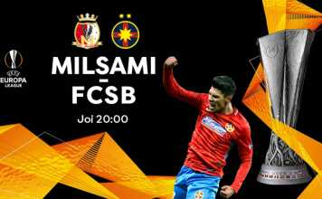 MILSAMI - FCSB LIVE PROTV EUROPA LEAGUE PRELIMINARII