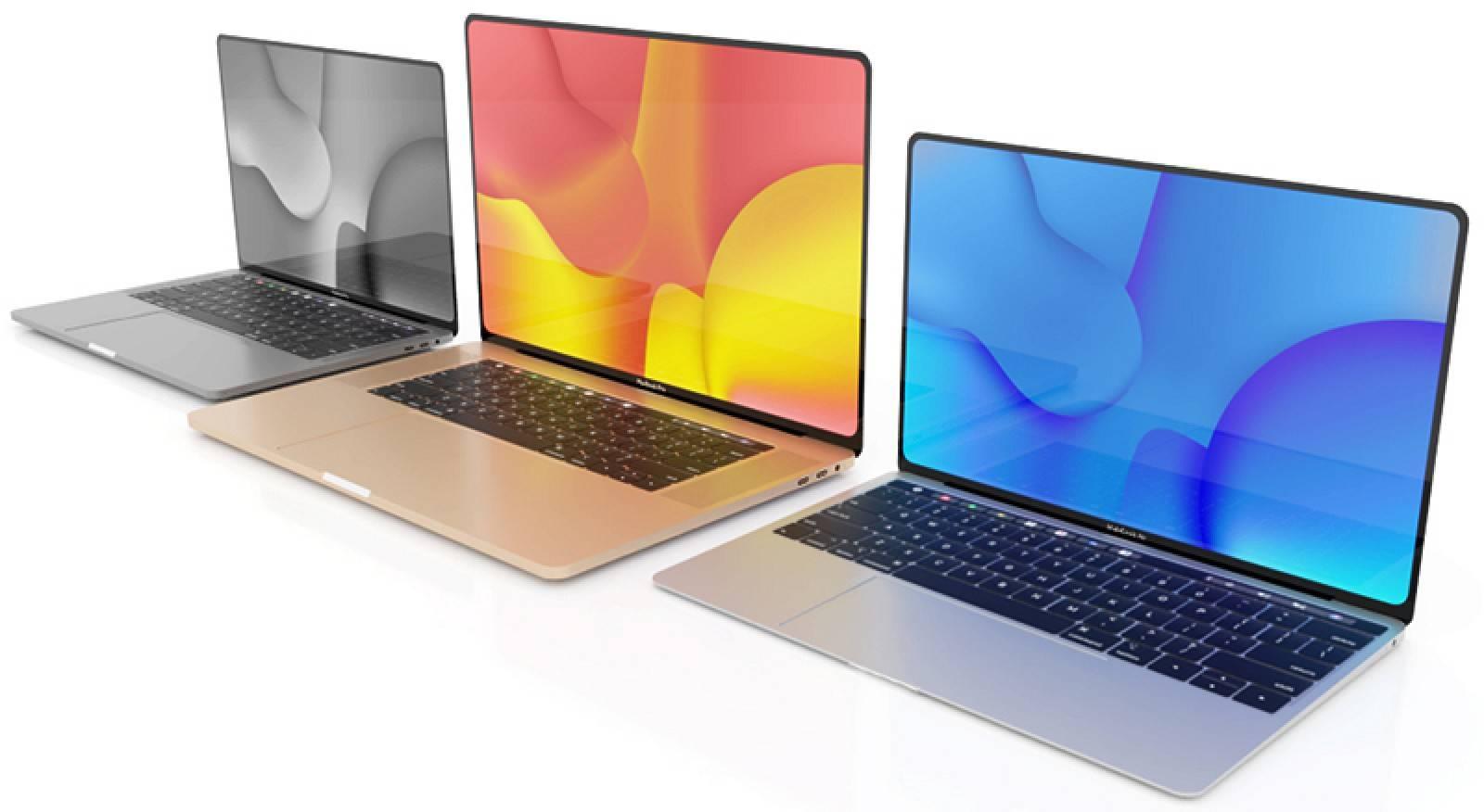 MacBook Pro 16 Inch va fi lansat in octombrie la un pret ridicol