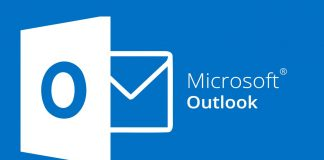 Microsoft Outlook design modern web