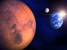 NASA Planeta Marte printare 3D