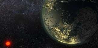 NASA harta planete video
