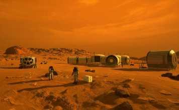 Planeta Marte lansare robot video