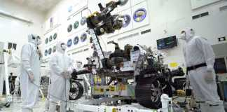 Planeta Marte. NASA Prezinta Noul Robot Pregatit de Explorare (VIDEO)