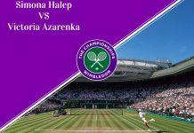 SIMONA HALEP – AZARENKA LIVE EUROSPORT WIMBLEDON 2019
