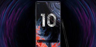 Samsung GALAXY NOTE 10 decizia