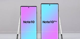 Samsung GALAXY Note 10 foto