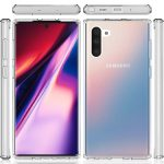 Samsung GALAXY Note 10 foto carcasa ecran