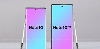 Samsung GALAXY Note 10 invitatie