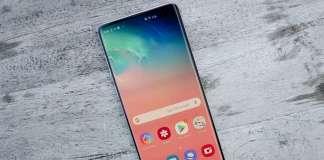 Samsung GALAXY S10 blocare repornire