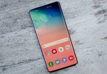 Samsung GALAXY S10 popularitate
