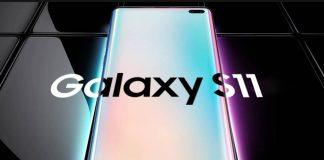 Samsung GALAXY S11 camera tof