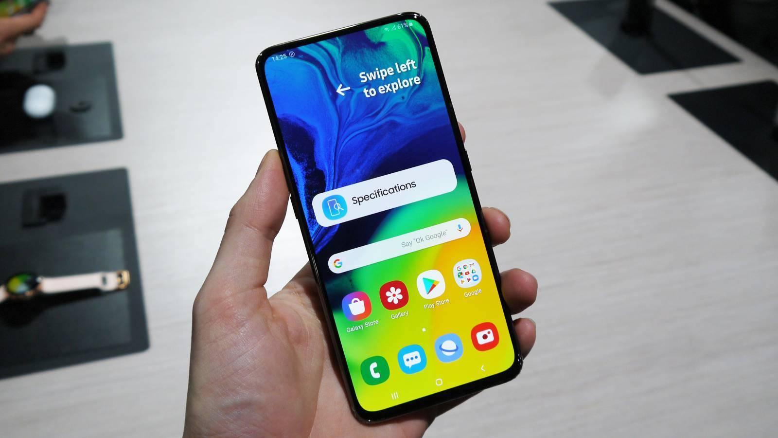 Samsung GALAXY S11 oneui 2.1