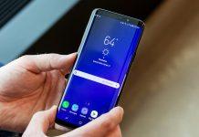 Samsung GALAXY S9 live focus