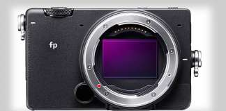 Sigma fp Camera MIrrorless Full-Frame