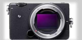 Sigma fp Camera MIrrorless Full-Frame