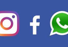 WhatsApp Facebook Instagram probleme