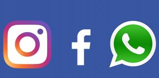 WhatsApp Facebook Instagram probleme