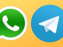 WhatsApp telegram problema telefoane
