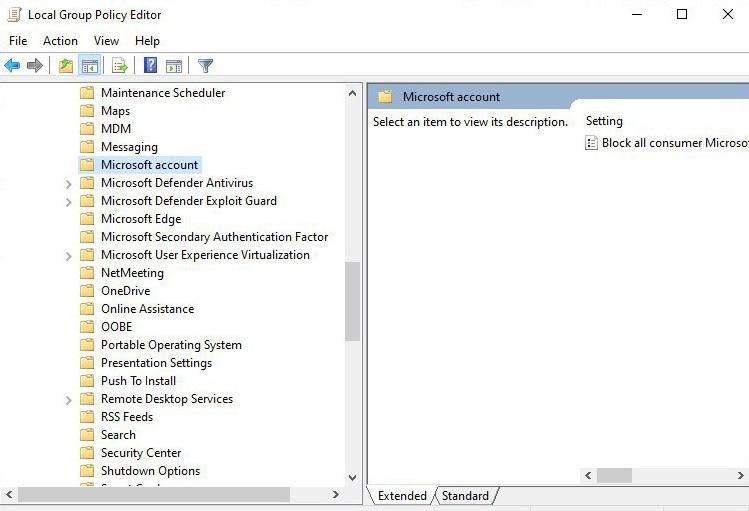 Windows 10 microsoft defender oficial
