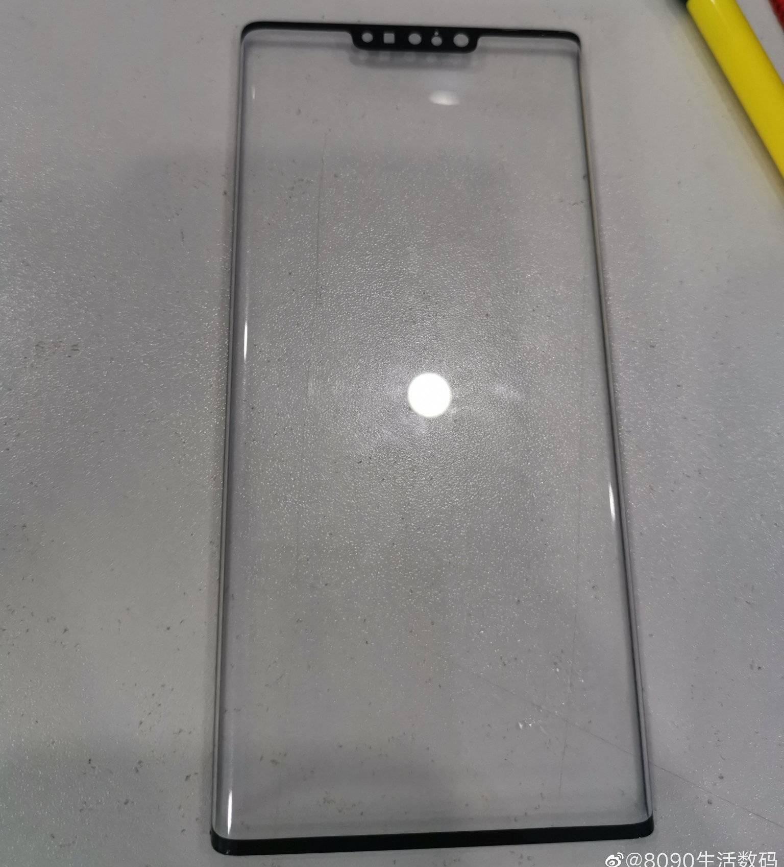 decupaj Huawei MATE 30 PRO mic