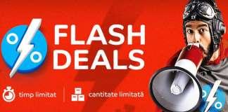 eMAG ULTIMELE ORE REDUCERI EXCLUSIVE flash deals 12 Iulie