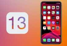 iOS 13 Beta 4