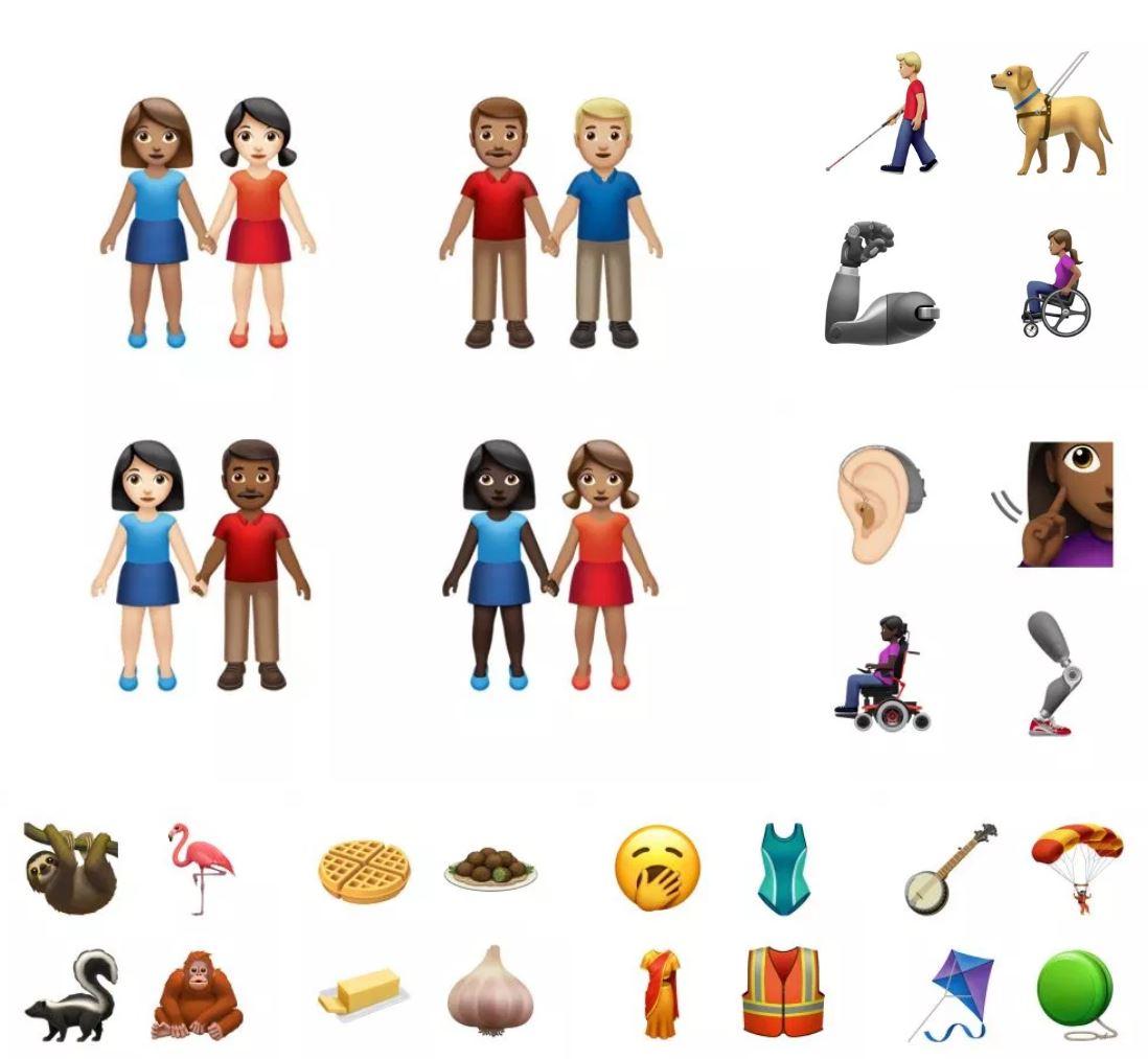 iOS 13 emoji apple