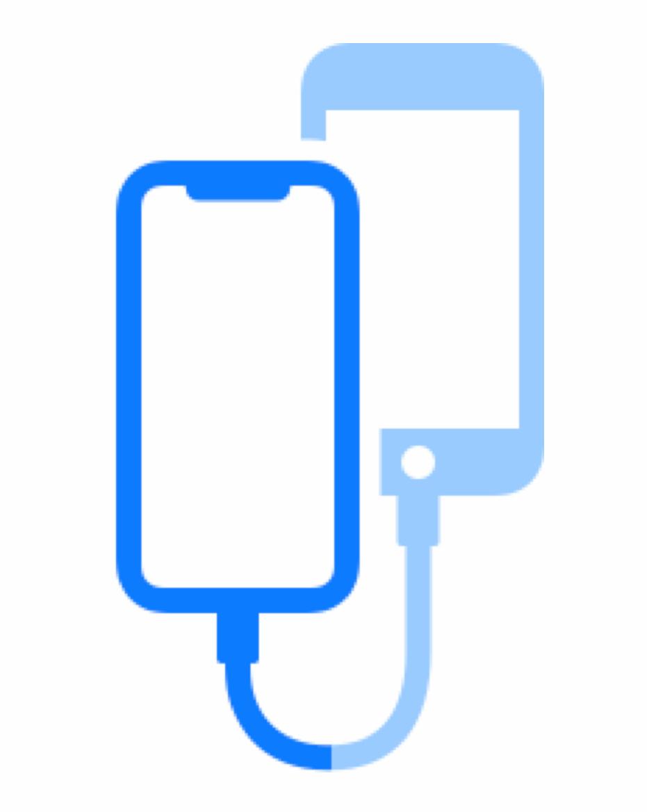 iOS 13 transfer date setare
