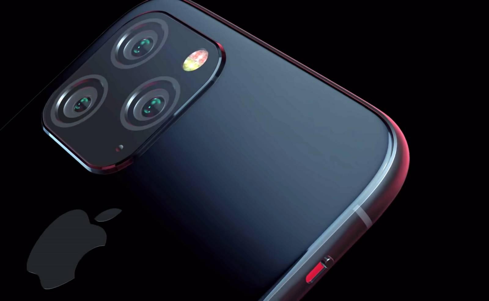 iPhone 11 camera tripla groasa apple