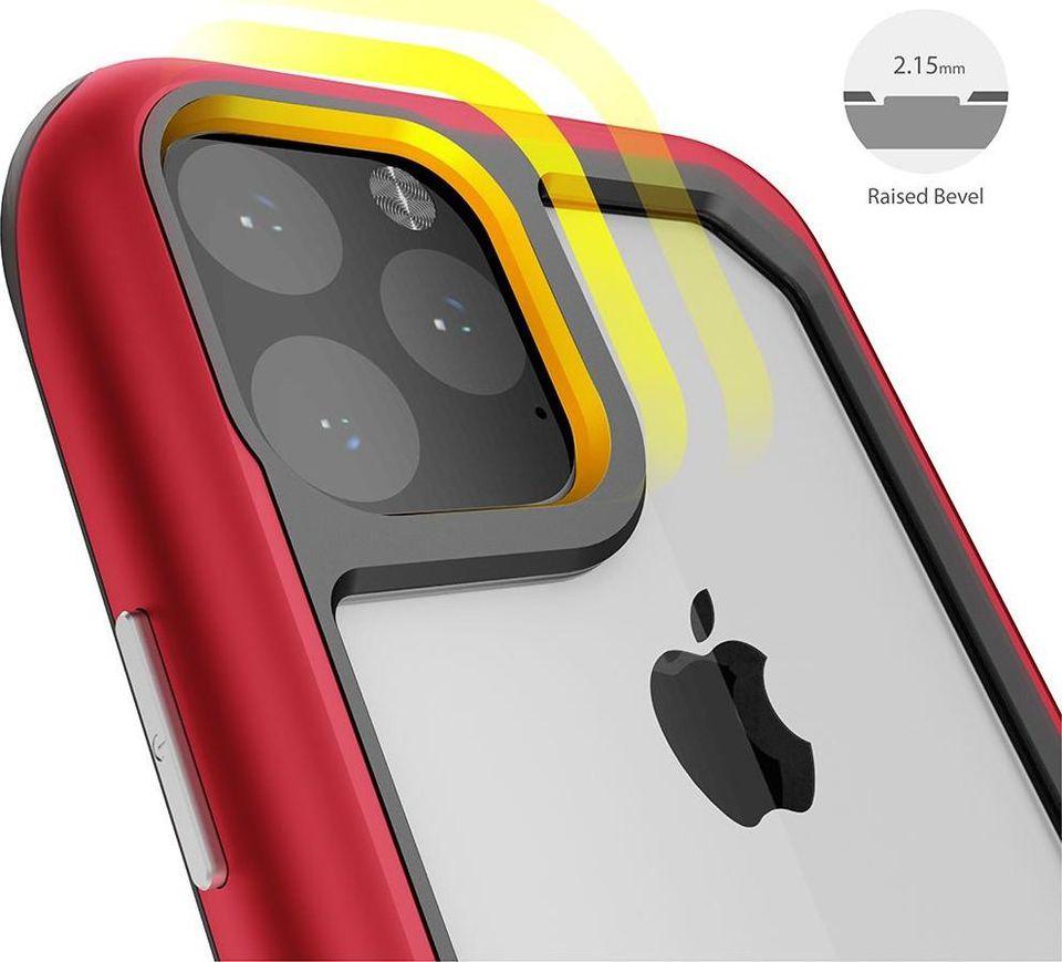 iPhone 11 camera tripla groasa dimensiuni ghostek