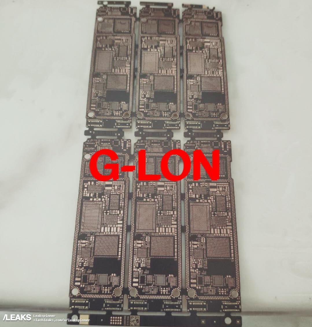 iPhone 11 placa baza imagini productie