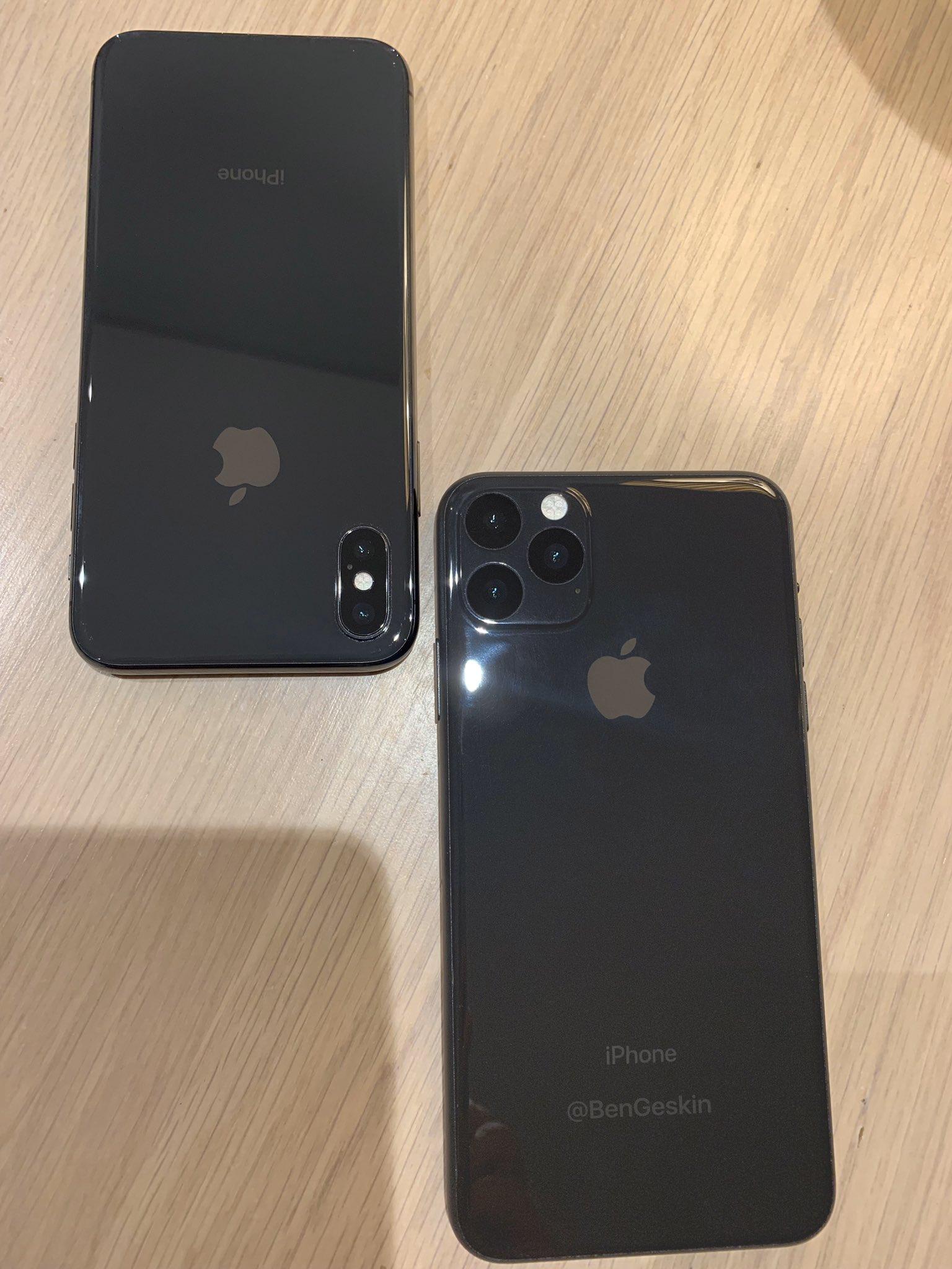 iPhone 11 vs iPhone XS Comparatia pentru Camere FOTO 1