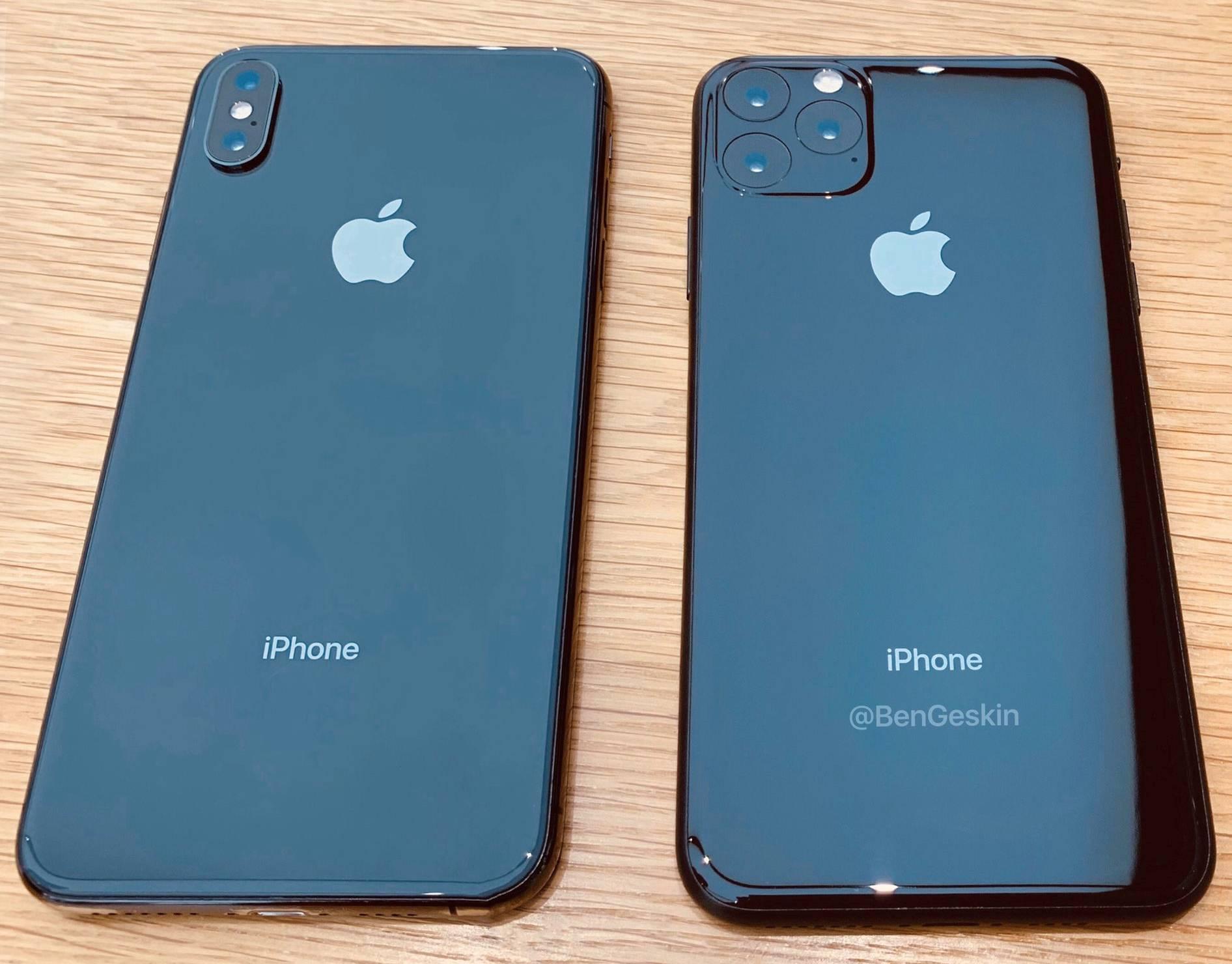 iPhone 11 vs iPhone XS Comparatia pentru Camere FOTO 2
