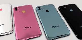 iPhone 11R concept apple