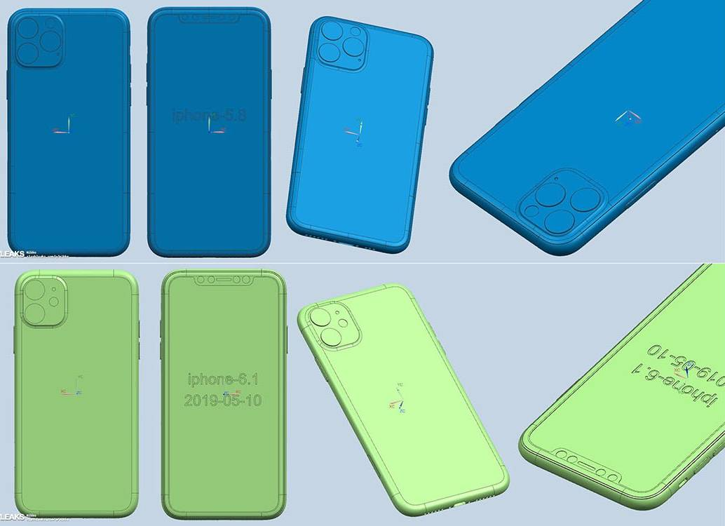 iphone 11 schite xr 2019 imagine