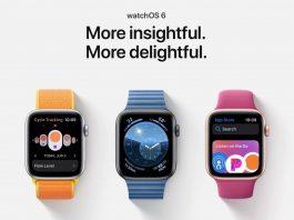 watchOS 6 noutati apple video