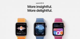 watchOS 6 noutati apple video