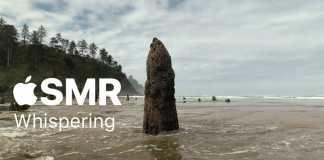 Apple Publica 4 Clipuri VIDEO ASMR Inregistrate cu iPhone
