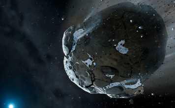 Asteroid. Imagini ULUITOARE Facute in PREMIERA pe o Roca Spatiala