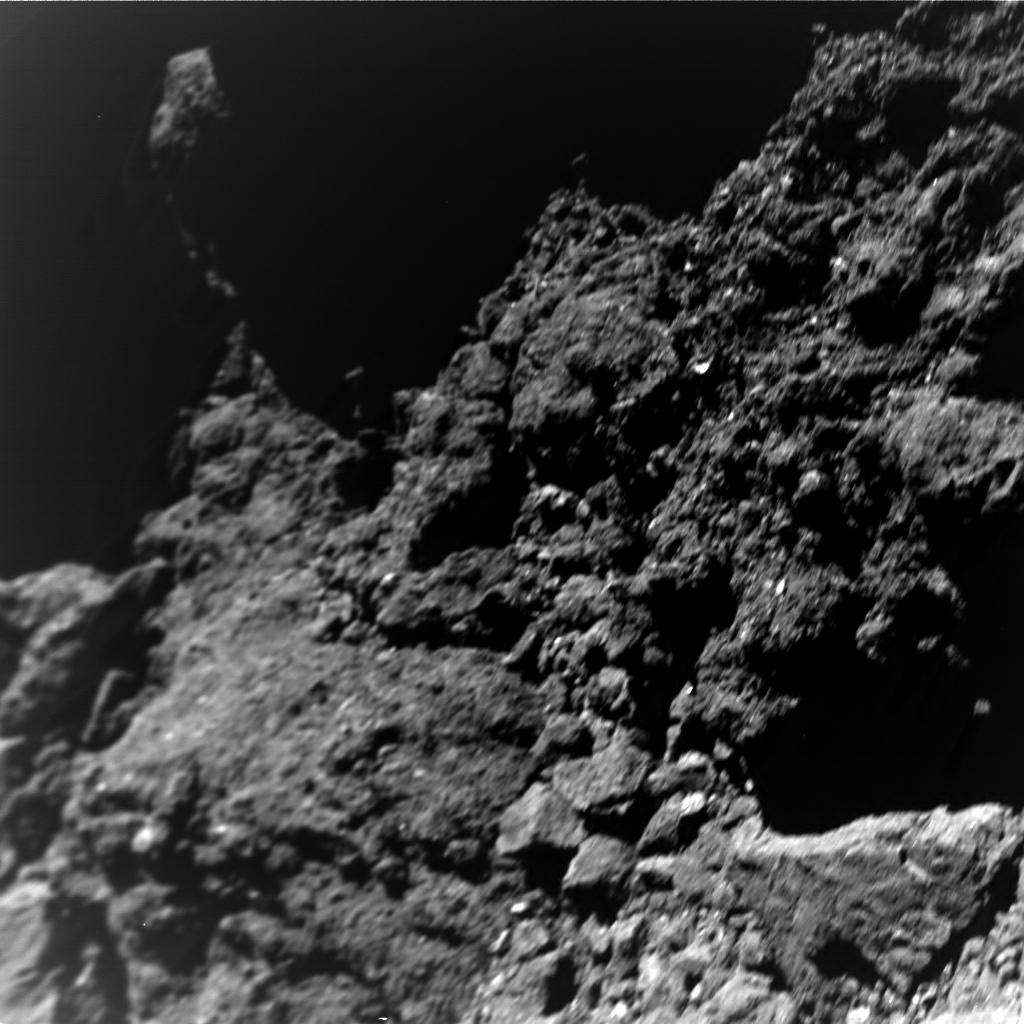 Asteroid. Imagini ULUITOARE Facute in PREMIERA pe o Roca Spatiala foto