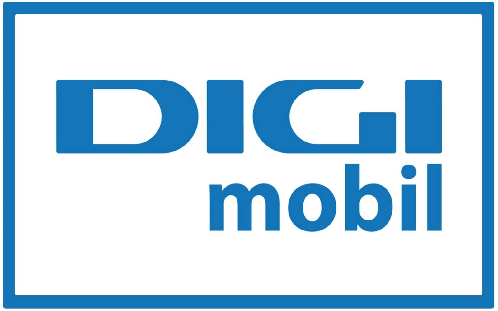 Digi Mobil acoperire internet mobil 3G voce