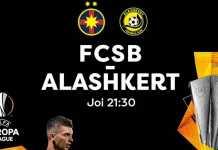 FCSB - ALASHKERT LIVE PRO TV FOTBAL EUROPA LEAGUE 2019