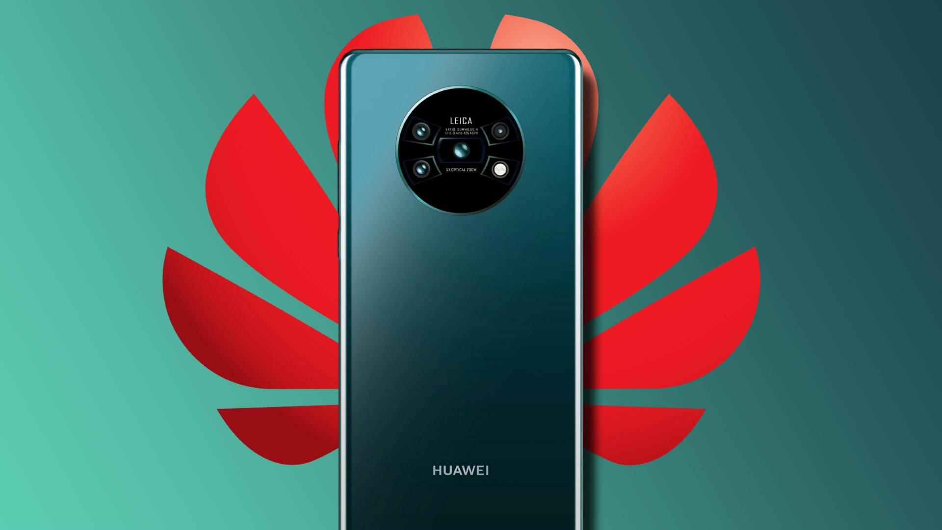 Huawei MATE 30 PRO va fi LANSAT cu un Android SERIOS Modificat