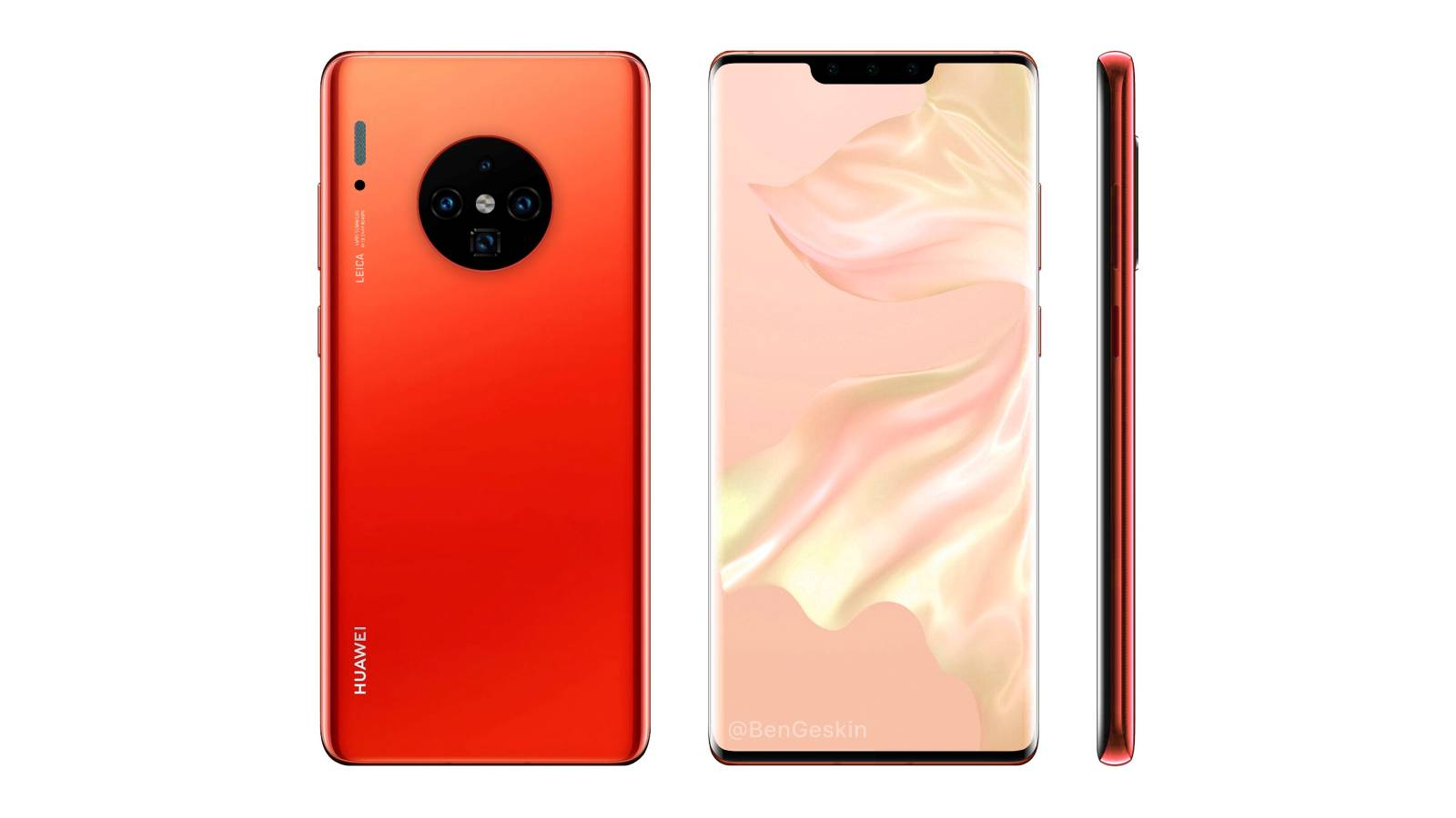 Huawei MATE 30 PRO. PROMISIUNEA Facuta pentru TOTI Clientii