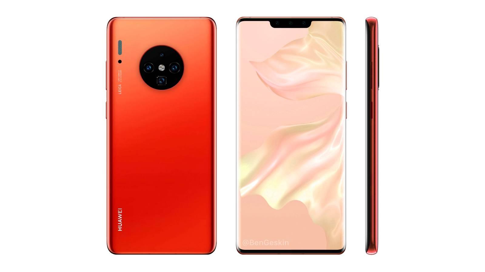 Huawei Mate 30 baterie 4200 mAh