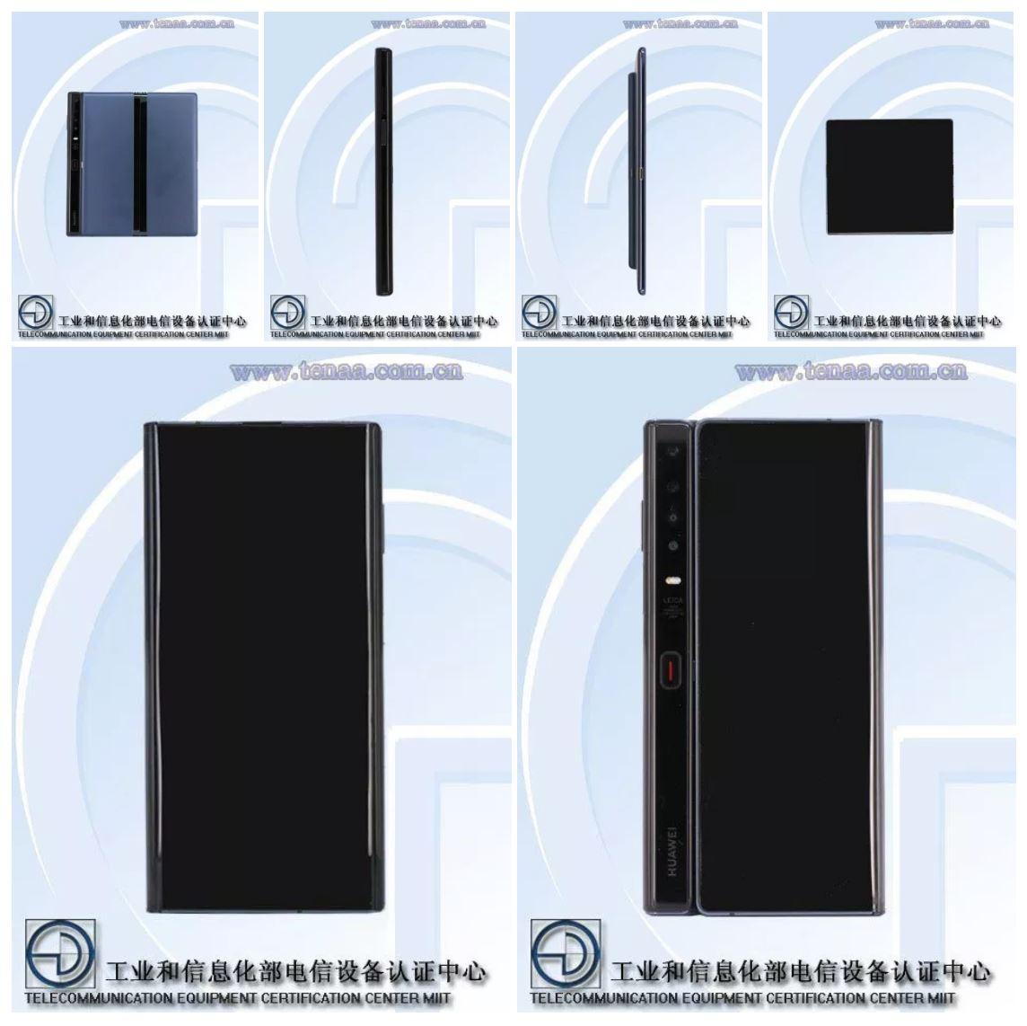 Huawei Mate X va fi LANSAT in 2019 cu o Foarte MARE Schimbare kirin 990