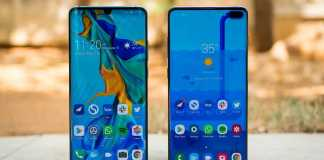 Huawei P30 PRO DOMINA Samsung GALAXY S10 Plus (VIDEO)