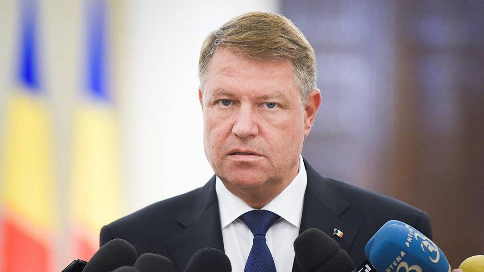 Klaus Iohannis Discutii despre RISCURILE aduse de Huawei in Romania